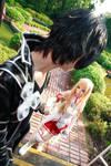 Sword Art Online - Kirito Asuna