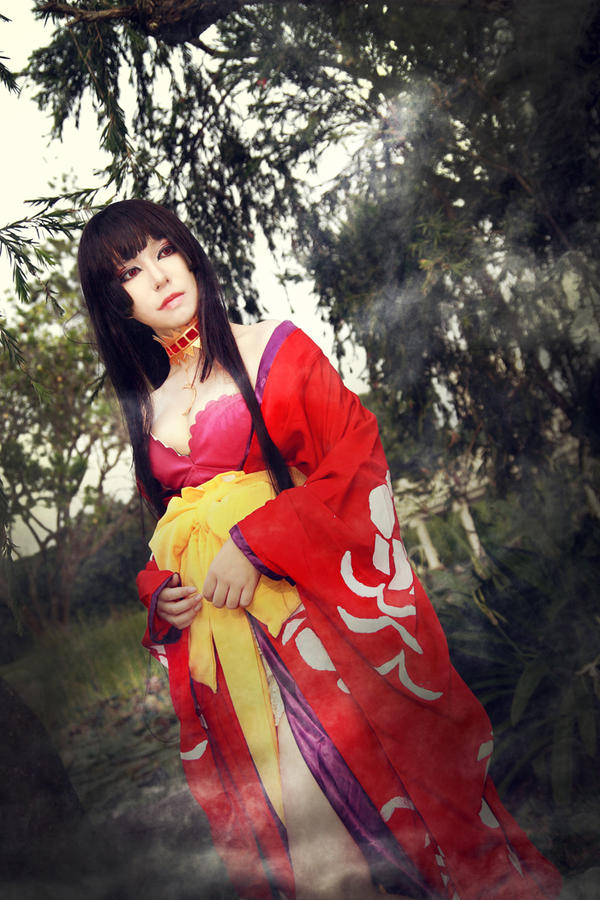 xxxHOLiC - Yuuko by Xeno-Photography