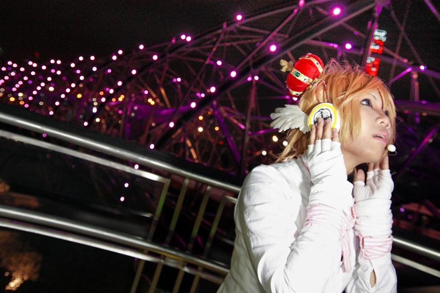Vocaloid Magnet - Len by Xeno-Photography