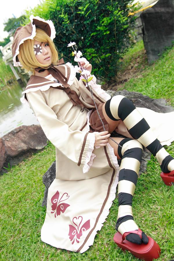 Vocaloid Senbonzakura - Rin by Xeno-Photography
