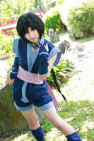 Rurouni Kenshin - Misao by Xeno-Photography