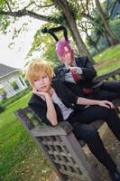 Inu x Boku SS - Watanuki x Natsume by Xeno-Photography