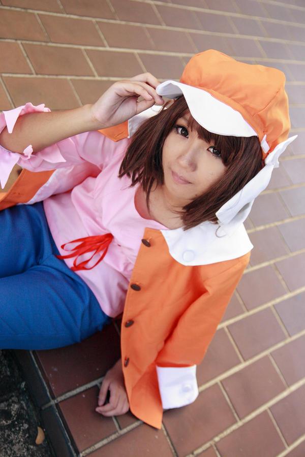 Bakemonogatari - Nadeko by Xeno-Photography