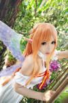 Sword Art Online - Alfheim Online - Asuna