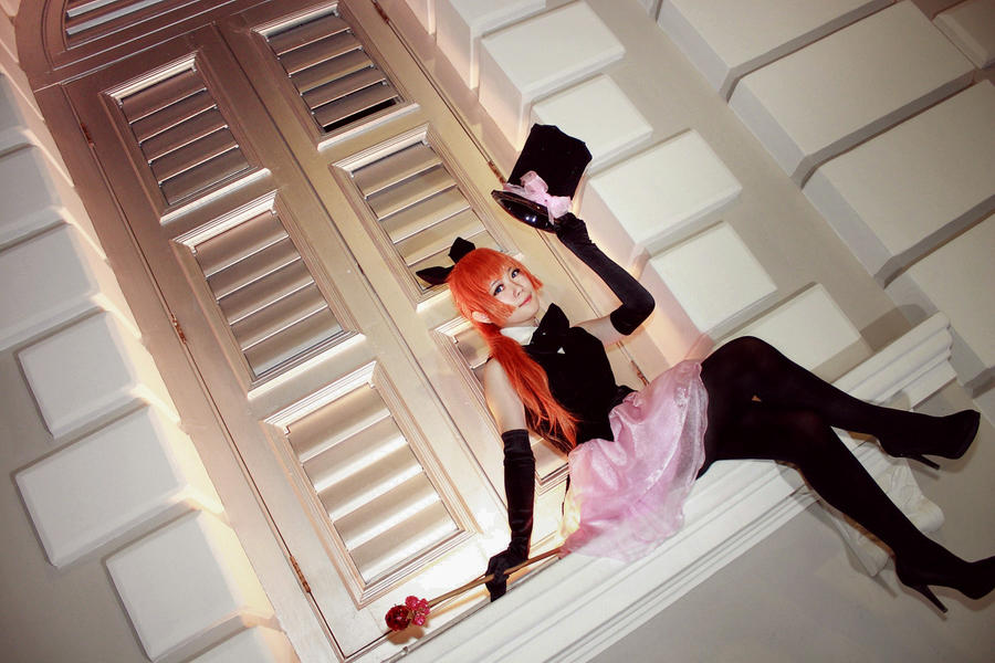 Saint Tail - Haneoka Meimi by Xeno-Photography