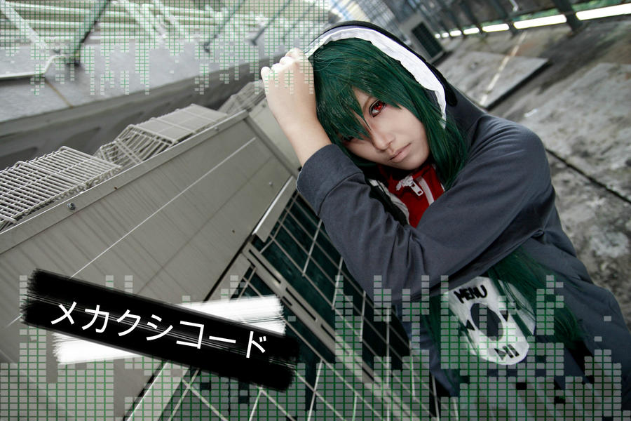 Kagerou Project - Kido by Xeno-Photography