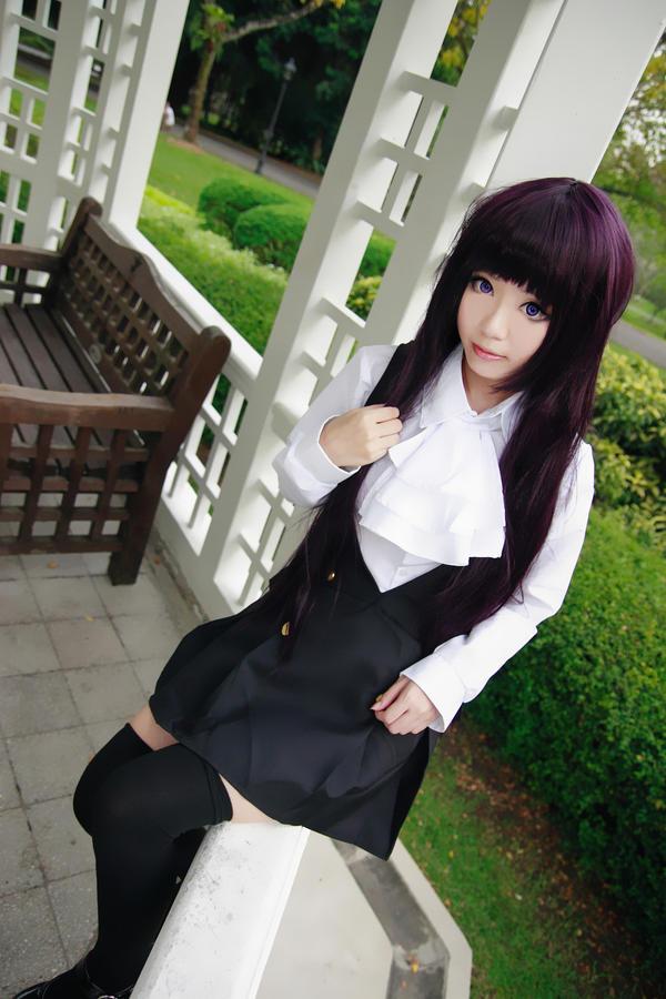 Inu x Boku SS - Ririchiyo by Xeno-Photography
