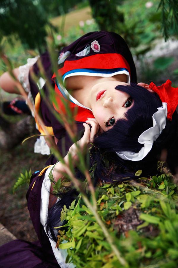 Ore no Imouto - Kimono Kuroneko by Xeno-Photography