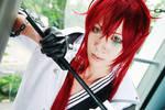 Brave10 - Yuri Kamanosuke