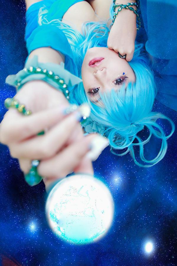 Macross Frontier - Diamond Crevasse Sheryl by Xeno-Photography