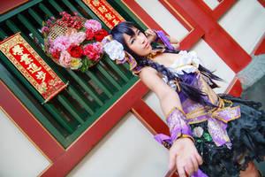 Love Live! - Aromatic Chinese Tea Toujou Nozomi by Xeno-Photography
