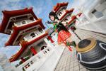 Dynasty Warriors 8 - Guan Yinping