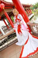 Tsubasa Reservoir Chronicle - Princess Sakura by Xeno-Photography