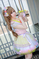 Love Live! - Eien Friends Minami Kotori by Xeno-Photography