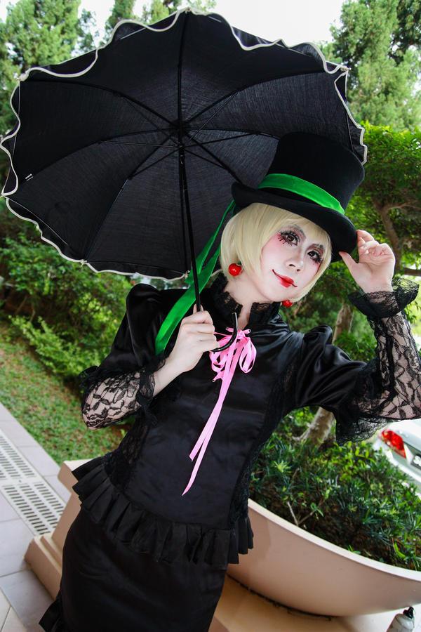 Hozuki no Reitetsu - Lady Lilith by Xeno-Photography