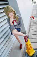 Gekkan Shoujo Nozaki-kun - Yuzuki Seo by Xeno-Photography