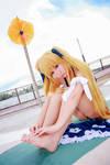 Mahou Shoujo Lyrical Nanoha - Fate Testarossa by Xeno-Photography