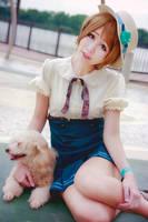 Love Live! - Koizumi Hanayo by Xeno-Photography