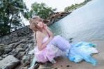 Love Live! - Mermaid Minami Kotori by Xeno-Photography