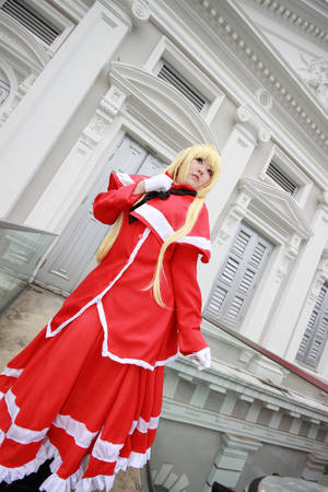 Mobile Suit Gundam Iron-Blooded Orphans - Kudelia by Xeno-Photography
