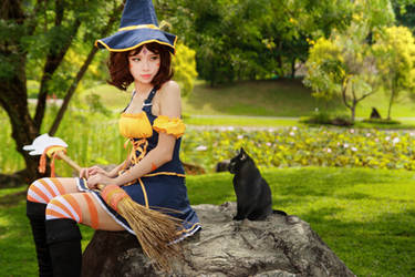 League of Legends - Bewitching Nidalee