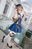 Love Live! - Job Minami Kotori by Xeno-Photography