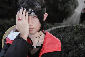 Naruto Shippuuden - Uchiha Itachi by Xeno-Photography
