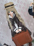 Dollfie - Travelling