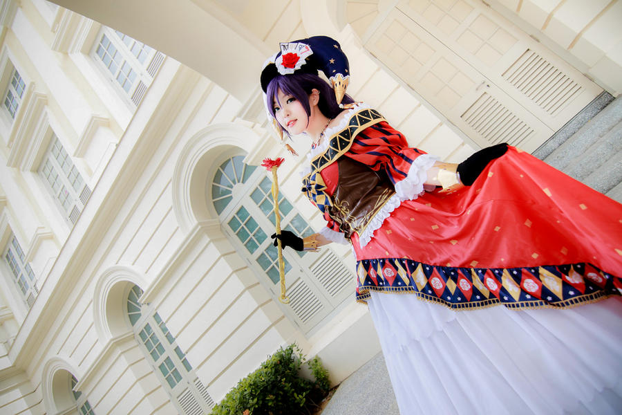Love Live! - Magician Toujou Nozomi by Xeno-Photography