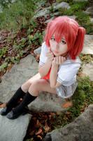 Love Live Sunshine! - Kurosawa Ruby by Xeno-Photography