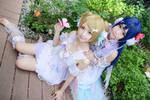 Love Live! - White Day Umi x Hanayo