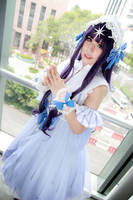 Cardcaptor Sakura - Daidouji Tomoyo by Xeno-Photography