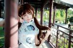 CNY Qipao - Winter Sun by Xeno-Photography