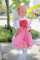 Cardcaptor Sakura - Kinomoto Sakura by Xeno-Photography