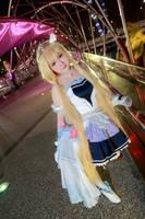 Idolm@ster Cinderella Girls - Futaba Anzu by Xeno-Photography