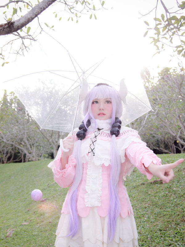 Kobayashi-san Chi no Maid Dragon - Kanna Kamui by Xeno-Photography