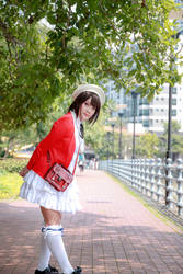 Saekano - Kato Megumi by Xeno-Photography