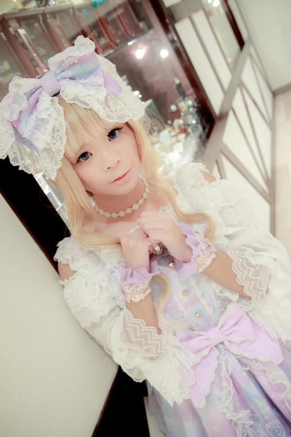 Fashion - Sweet Lolita by Xeno-Photography