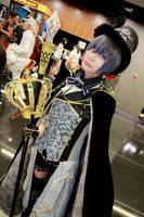 Kuroshitsuji - Ciel Phantomhive by Xeno-Photography