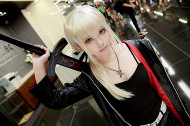 Fate Grand Order - Saber Alter by Xeno-Photography