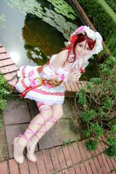 Love Live Sunshine! - Valentine  Sakurauchi Riko by Xeno-Photography