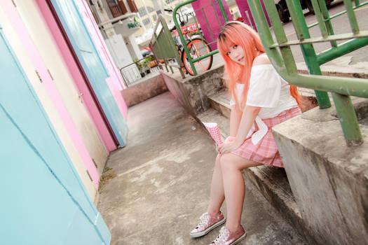 Casual - Orange Pink