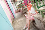 Casual - Orange Pink by Xeno-Photography