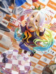No Game No Life - Shiro by Xeno-Photography