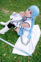 Sword Art Online II - Asuna Yuuki by Xeno-Photography