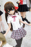 Dollfie - School Uniform by Xeno-Photography