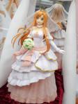 Sword Art Online - Wedding Asuna Yuuki by Xeno-Photography