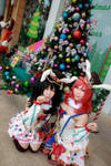 Love Live! - Circus Nico x Maki