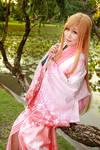 Sword Art Online - Asuna Yuuki by Xeno-Photography