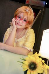 Little Witch Academia - Lotte Yansson by Xeno-Photography